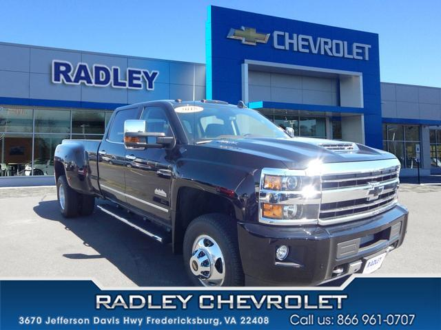 2018 Chevrolet Silverado 3500HD High Country Fredericksburg VA