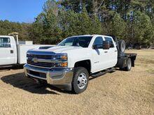 2018_Chevrolet_Silverado 3500HD_Work Truck_ Monroe GA