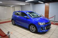 Chevrolet Sonic LT Manual 5-Door 2018