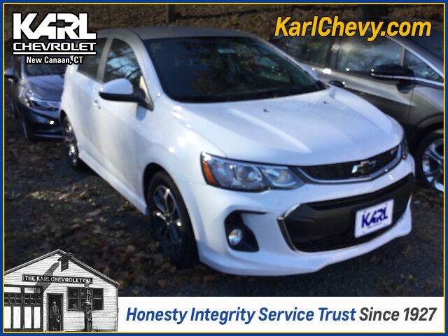 2018 Chevrolet Sonic LT New Canaan CT