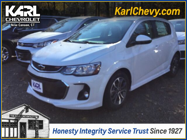 2018 Chevrolet Sonic LT New Canaan CT