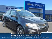 2018_Chevrolet_Sonic_LT_ Northern VA DC