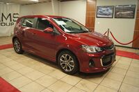 Chevrolet Sonic RS PACKAGE ,AUTOMATIC 2018