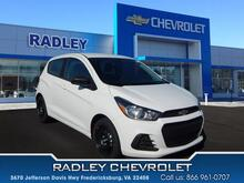 2018_Chevrolet_Spark_LS Manual_ Northern VA DC