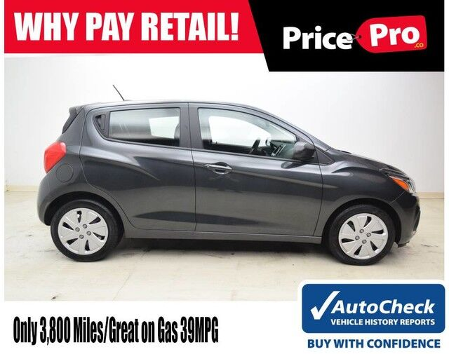 2018 chevrolet spark ls maumee oh 28202380