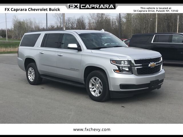 2018 Chevrolet Suburban LT Watertown NY