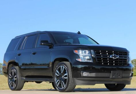 2018_Chevrolet_Tahoe_4WD Premier RST Edition_ Fort Worth TX