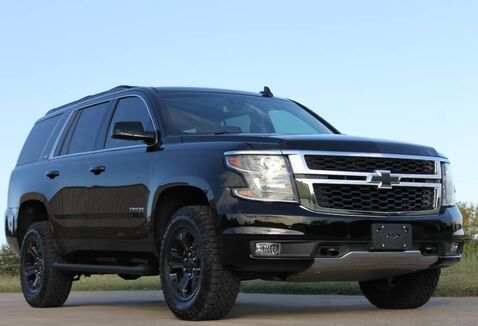 2018_Chevrolet_Tahoe LT Luxury_Z71 Midnight Edition Package 4x4_ Fort Worth TX