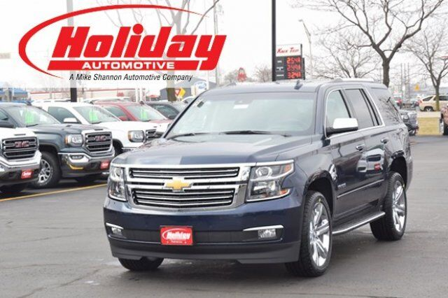 2018 chevrolet tahoe premier fond du lac wi 23307462. Black Bedroom Furniture Sets. Home Design Ideas