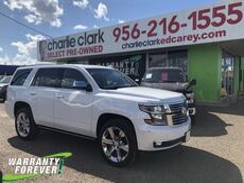 2018_Chevrolet_Tahoe_Premier_ Harlingen TX