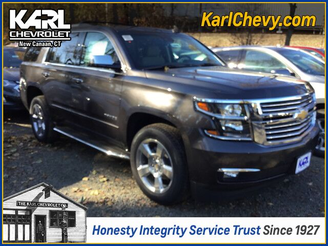 2018 Chevrolet Tahoe Premier New Canaan CT