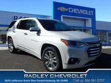 2018_Chevrolet_Traverse_High Country_ Fredericksburg VA