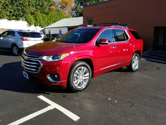 2018 Chevrolet Traverse High Country New Canaan CT