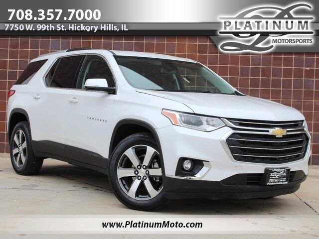 2018 Chevrolet Traverse LT AWD Leather 1 Owner Hickory Hills IL