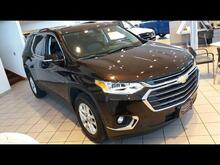 2018_Chevrolet_Traverse_LT Cloth_ Milwaukee and Slinger WI