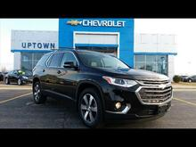 2018_Chevrolet_Traverse_LT Leather_ Milwaukee and Slinger WI