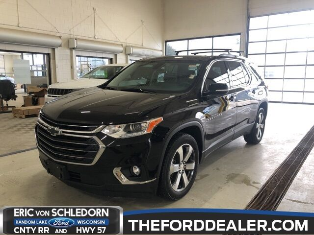 2018 Chevrolet Traverse LT Leather Milwaukee WI