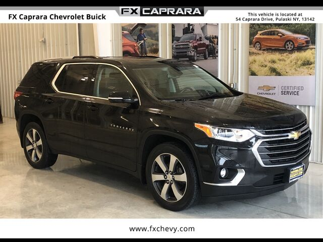 2018 Chevrolet Traverse LT Leather Watertown NY
