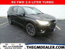 2018_Chevrolet_Traverse_RS FWD_ Milwaukee WI