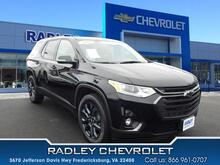 2018_Chevrolet_Traverse_RS_ Northern VA DC