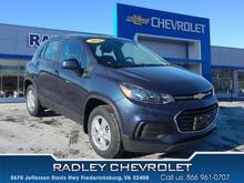 2018_Chevrolet_Trax_LS_ Northern VA DC