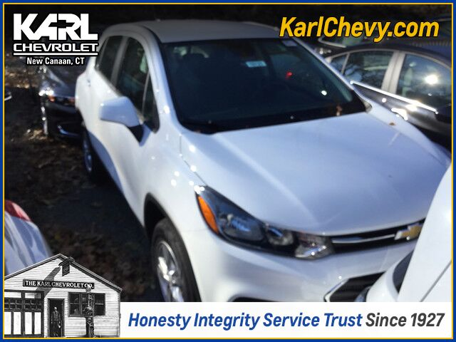 2018 Chevrolet Trax LS New Canaan CT