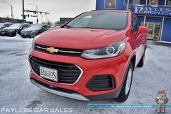 2018_Chevrolet_Trax_LT / AWD / Auto Start / Bluetooth / Back Up Camera / Android Auto & Apple Carplay / Block Heater / 30 MPG / 1-Owner_ Anchorage AK