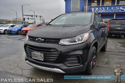 2018_Chevrolet_Trax_LT / Redline Edition / AWD / Driver Confidence Pkg / Sunroof / Bose Speakers / Auto Start / Blind Spot Alert / Apple CarPlay & Android Auto / Keyless Start / Back Up Camera / Parking Aid / Premium Wheels / USB & AUX Jacks / 1-Owner_ Anchorage AK