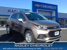 2018_Chevrolet_Trax_LT_ Northern VA DC