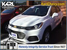 2018_Chevrolet_Trax_LT_ New Canaan CT