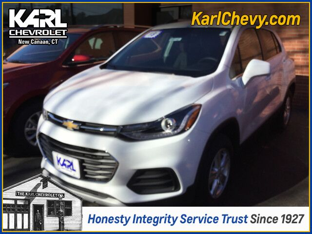 2018 Chevrolet Trax LT New Canaan CT