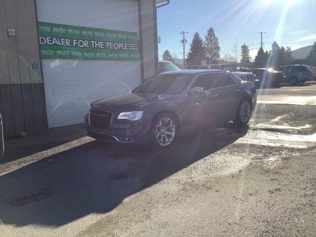 2018 Chrysler 300 C Platinum RWD Spokane Valley WA