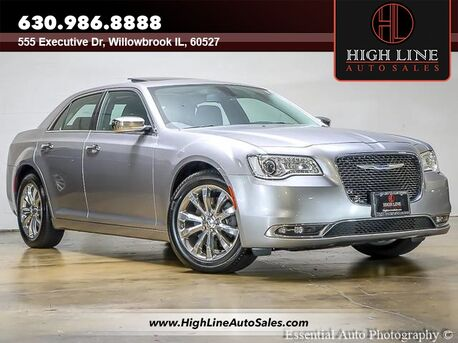 2018_Chrysler_300_Limited_ Willowbrook IL