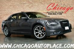 2018_Chrysler_300_S - 3.6L V6 ENGINE REAR WHEEL DRIVE NAVIGATION BACKUP CAMERA BLACK LEATHER HEATED SEATS ALPINE AUDIO PANO ROOF KEYLESS GO BLUETOOTH_ Bensenville IL
