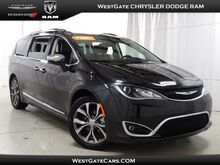 2018_Chrysler_Pacifica_Limited_ Raleigh NC