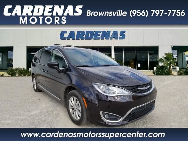 2018 Chrysler Pacifica Touring L Brownsville Tx 27471594