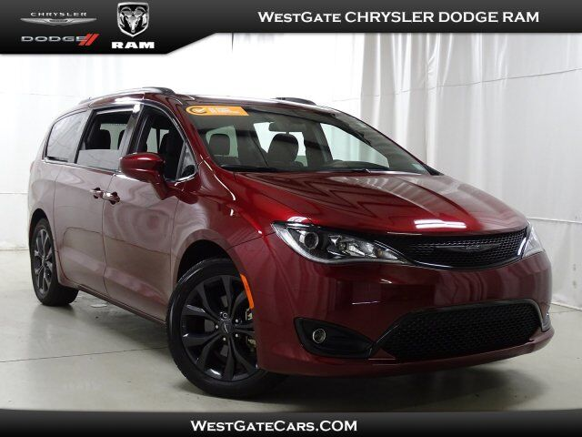 2018 Chrysler Pacifica Touring Plus Raleigh NC