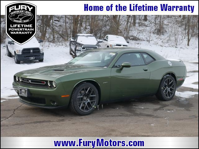 2018 dodge challenger r t rwd st paul mn 21554164 for Fury motors st paul