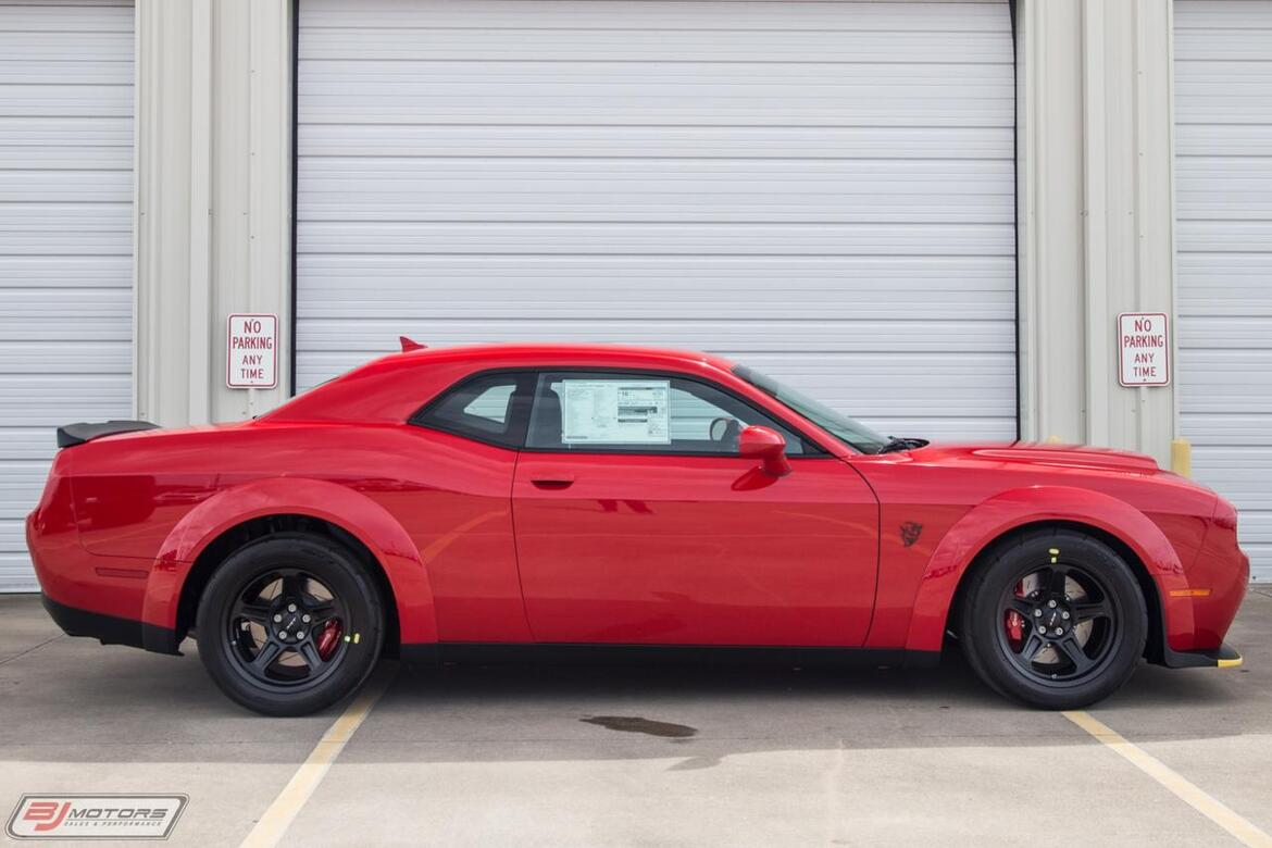 2018 Dodge Challenger SRT Demon Tomball TX