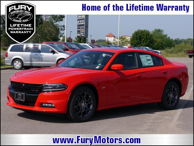 2018 Dodge Charger GT AWD Oak Park Heights MN 19940045