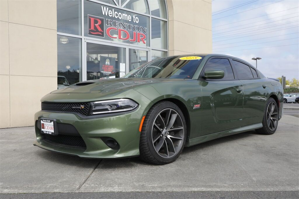 2018 Dodge Charger R/T 392 Bellevue WA