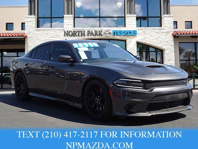 2018 Dodge Charger R/T Scat Pack San Antonio TX