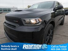 2018_Dodge_Durango_GT AWD, Remote Start, Sunroof, Navigation, Heated Leather, Alpine Stereo_ Calgary AB
