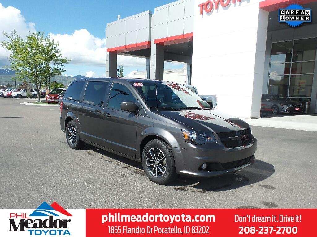Phil Meador Toyota >> 2018 Dodge Grand Caravan Se Plus