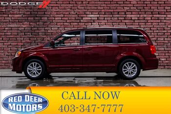 2018_Dodge_Grand Caravan_SXT Premium Plus Nav DVD BCam_ Red Deer AB