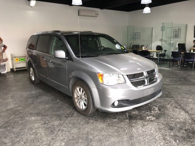 2018_Dodge_Grand Caravan_SXT_ San Jose CA