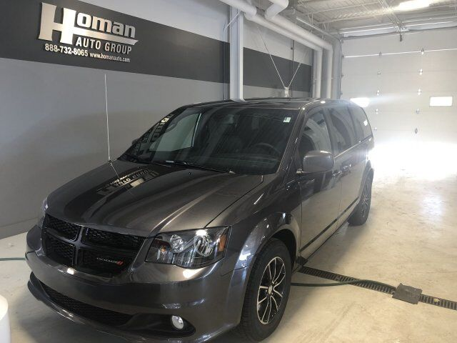 2018 Dodge Grand Caravan Sxt Waupun Wi