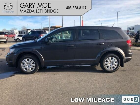 2018_Dodge_Journey_Canada Value Pkg  - Air - Tilt - $166.85 B/W_ Lethbridge AB