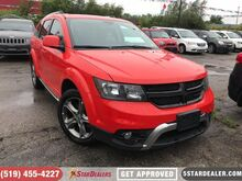 2018_Dodge_Journey_Crossroad   7PASS   LEATHER   AWD  1OWNER_ London ON