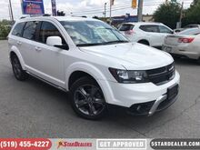 2018_Dodge_Journey_Crossroad   AWD   LEATHER   ONE OWNER_ London ON
